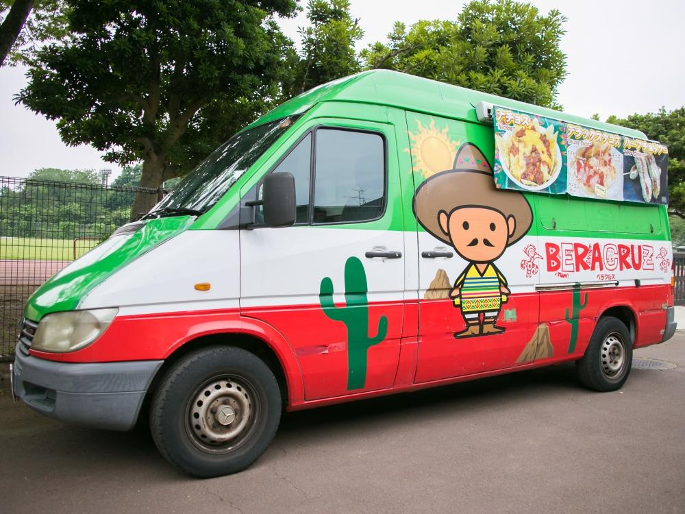 キッチンカーベラクルス横浜湘南エリアで美味しいメキシコ料理を